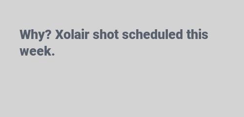 Xolair shot12